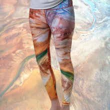 Load image into Gallery viewer, 'Simpson Desert' Leggings - Outback Creative Gifts
