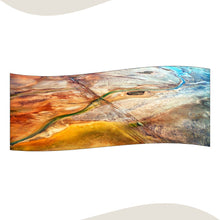 Load image into Gallery viewer, 'Simpson Desert Rectangle Chiffon' Scarf - Outback Creative Gifts