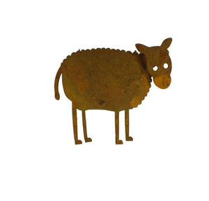 The Lamb Magnet Garden Art - Outback Creative Gifts