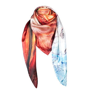 'Simpson Desert' Large Scarf - Outback Creative Gifts