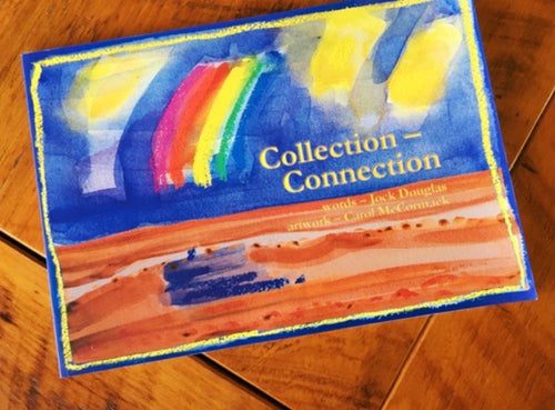 Collection-Connection Artwork Book - Outback Creative Gifts