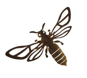 Hanging Bee Garden Art - Outback Creative Gifts