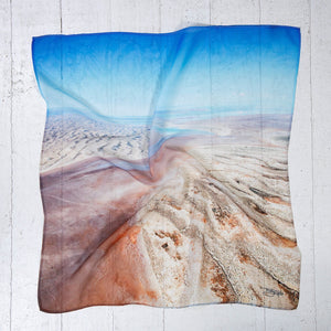 ROBYNgraphs Scarves/Pocket Squares - Outback Creative Gifts