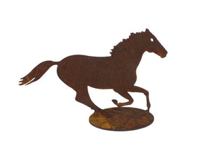 Brumby - Running Horse Garden Art - Outback Creative Gifts