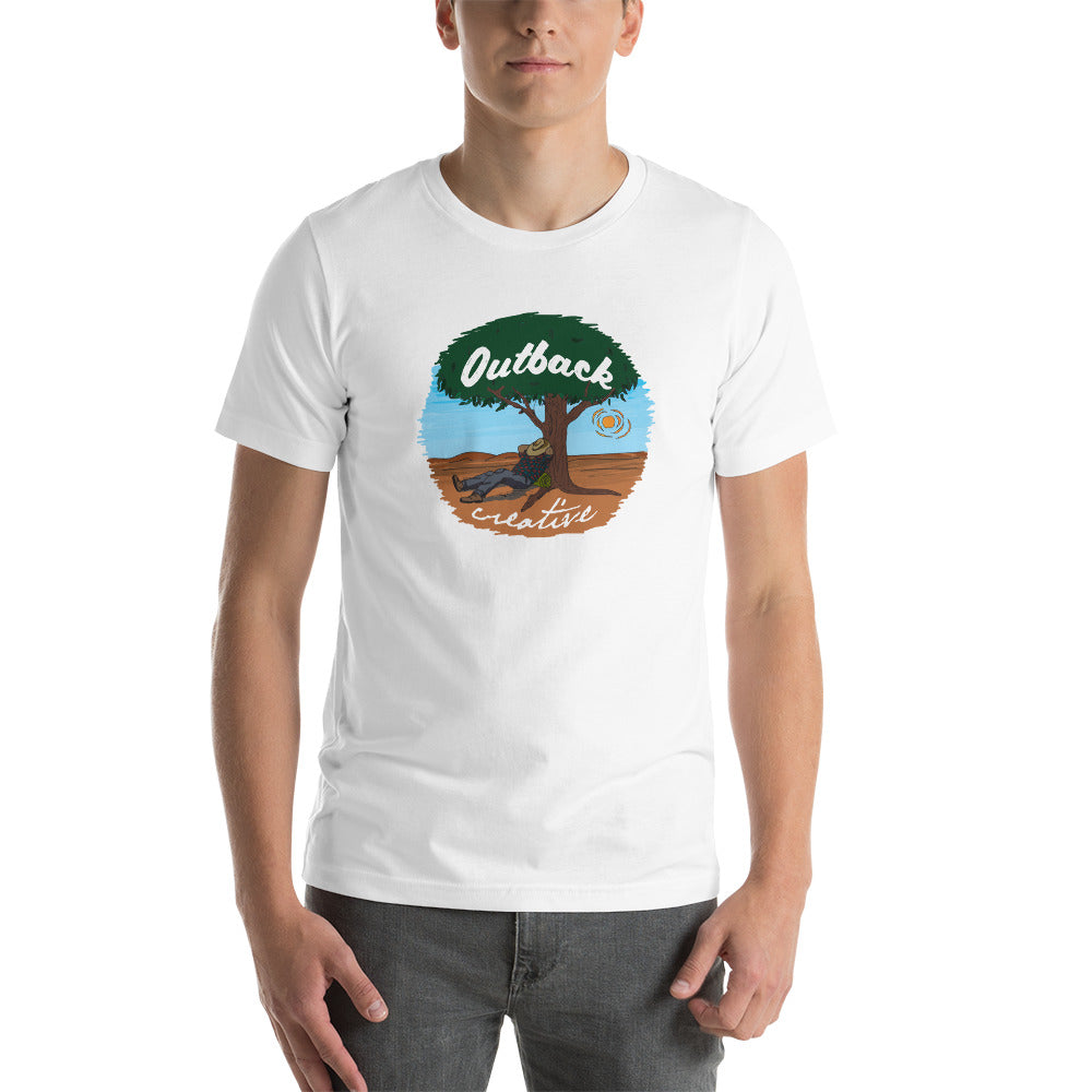 Outback Creative Short-Sleeve T-Shirt - Unisex - Outback Creative Gifts