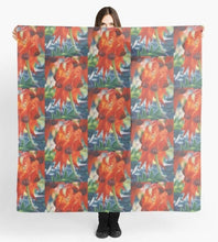 Load image into Gallery viewer, Scarf - Sturt Pea - Outback Creative Gifts