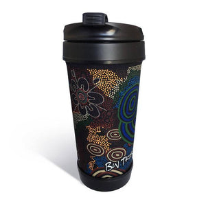 Colours Of Our Land Reusable Travel Mug - Outback Creative Gifts