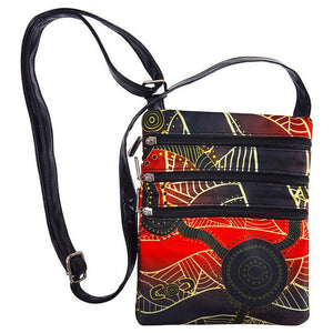 Waterholes Shoulder Bag - Outback Creative Gifts