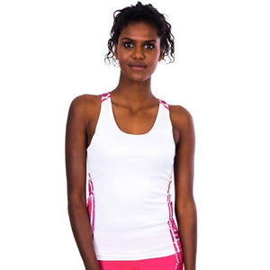 Songlines Women's Cross Back Singlet - Outback Creative Gifts