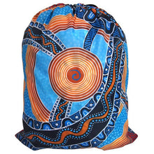 Load image into Gallery viewer, Cyclone Drawstring Bag - Outback Creative Gifts