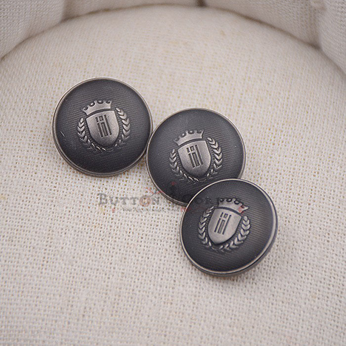 Metal Suiting 78444 Button