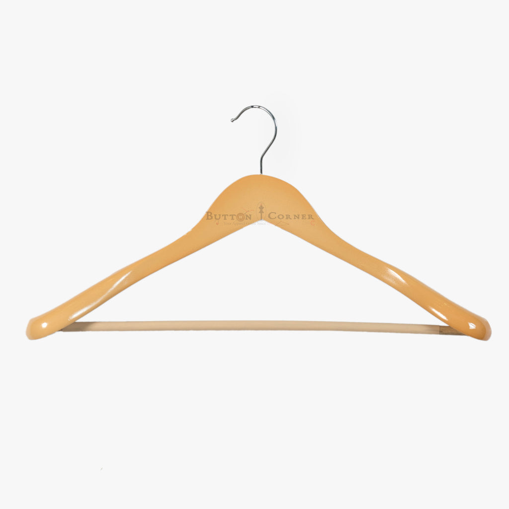 Wooden Suiting Hangers H003-1