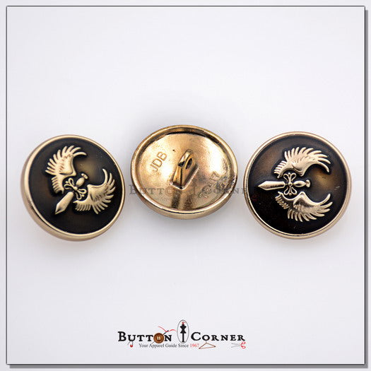 Metal Suiting Button 78417