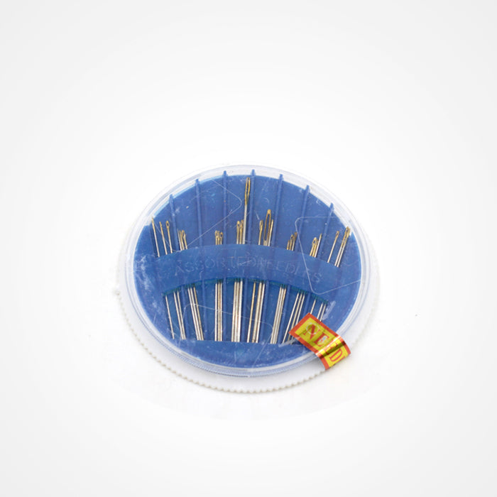 Hand Sewing Needles Assorted Round Case
