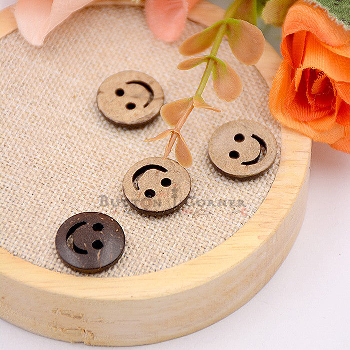 Coconut Shirt Button CB02720