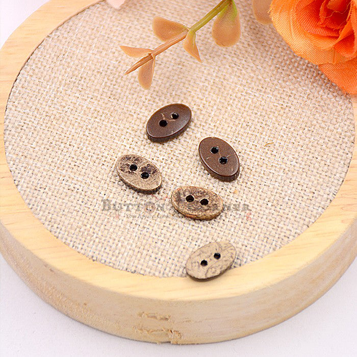 Coconut Shirt Button CB045