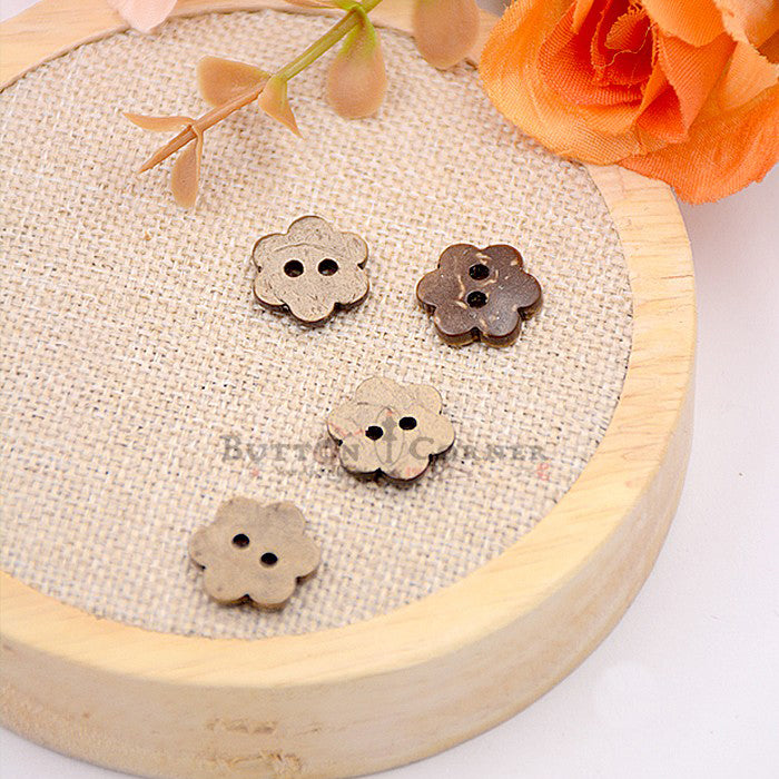 Coconut Shirt Button CB05020