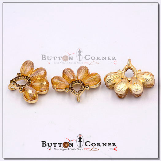 Fancy Button FB356
