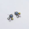 Fancy Button With Pearl And Beads LS3334