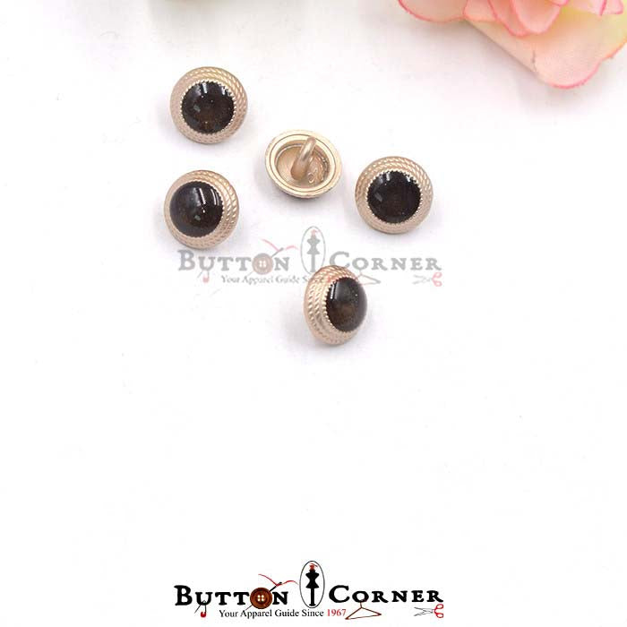 Metal Shirt Button MBS8825