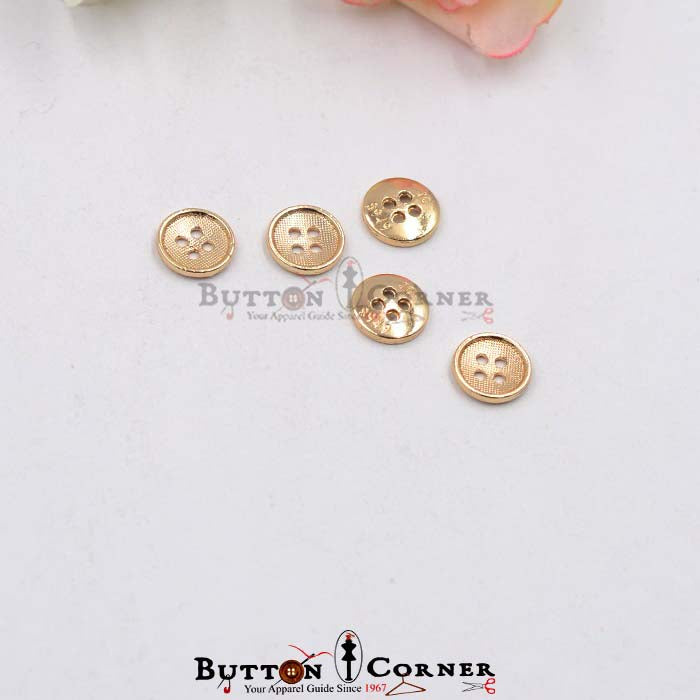 Metal Shirt Button MBS894916