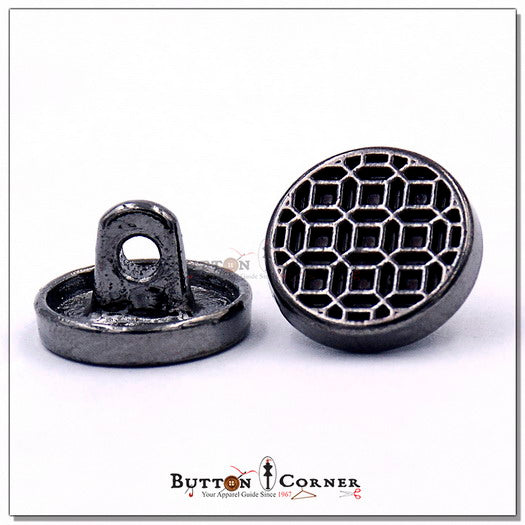 Metal Button MBSA381