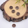 Wooden Shirt Button WBAF1818