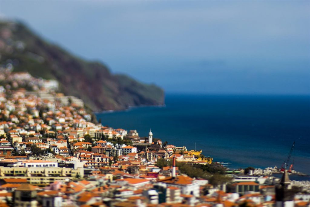 Nuno Caldeira with Composer Pro with Edge 80 Optic Lensbaby Miniature Photography Portugal