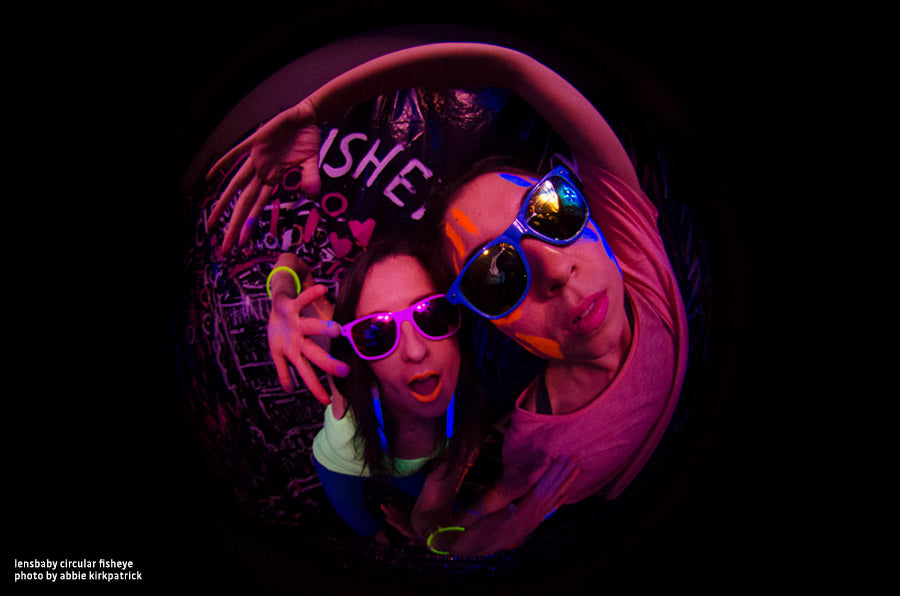 Circular Fisheye Lens by Lensbaby Far Out Dude