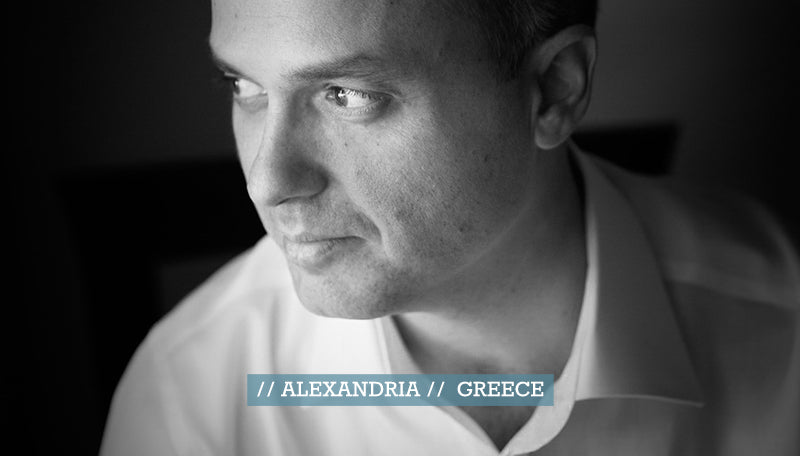Lensbaby Artists Teo Kefalopoulos black and white photography profile Alexandria Greece