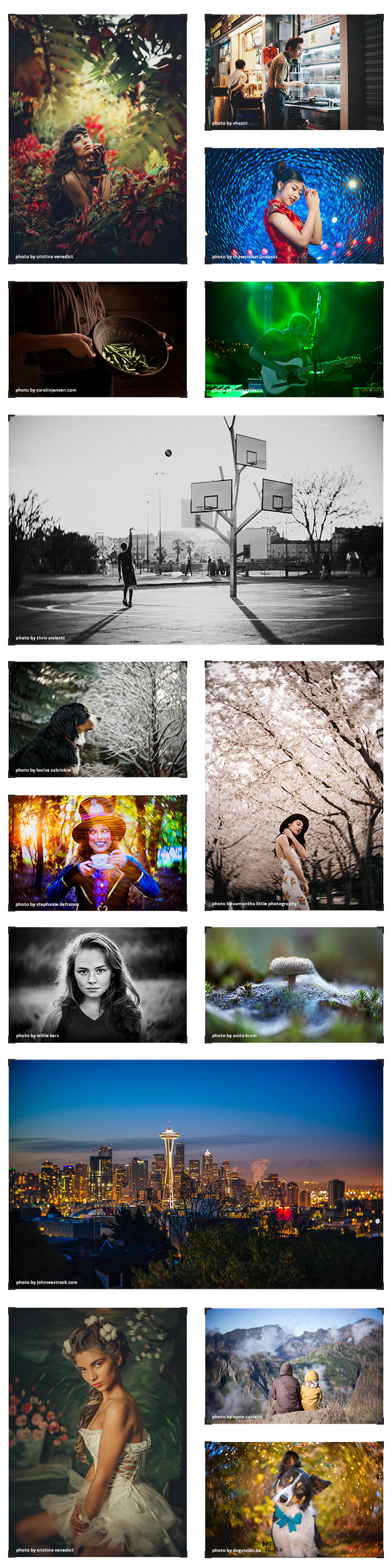 Top Twist 60 Photos photo collage Lensbaby see in a new way creative effect camera lenses