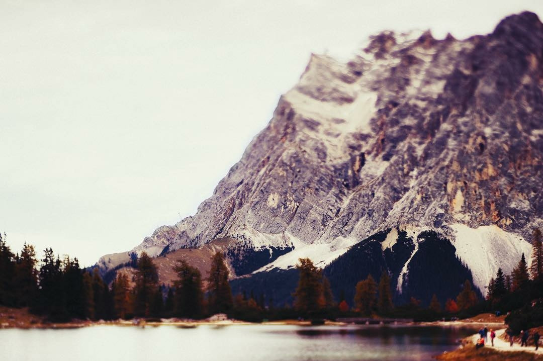 Germany alps snow and lake Bayern landscape photography featured photos
