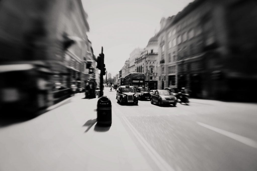 Laura Evans with Composer Pro and Double Glass Optic Lensbaby Creative Photography Street Photography London