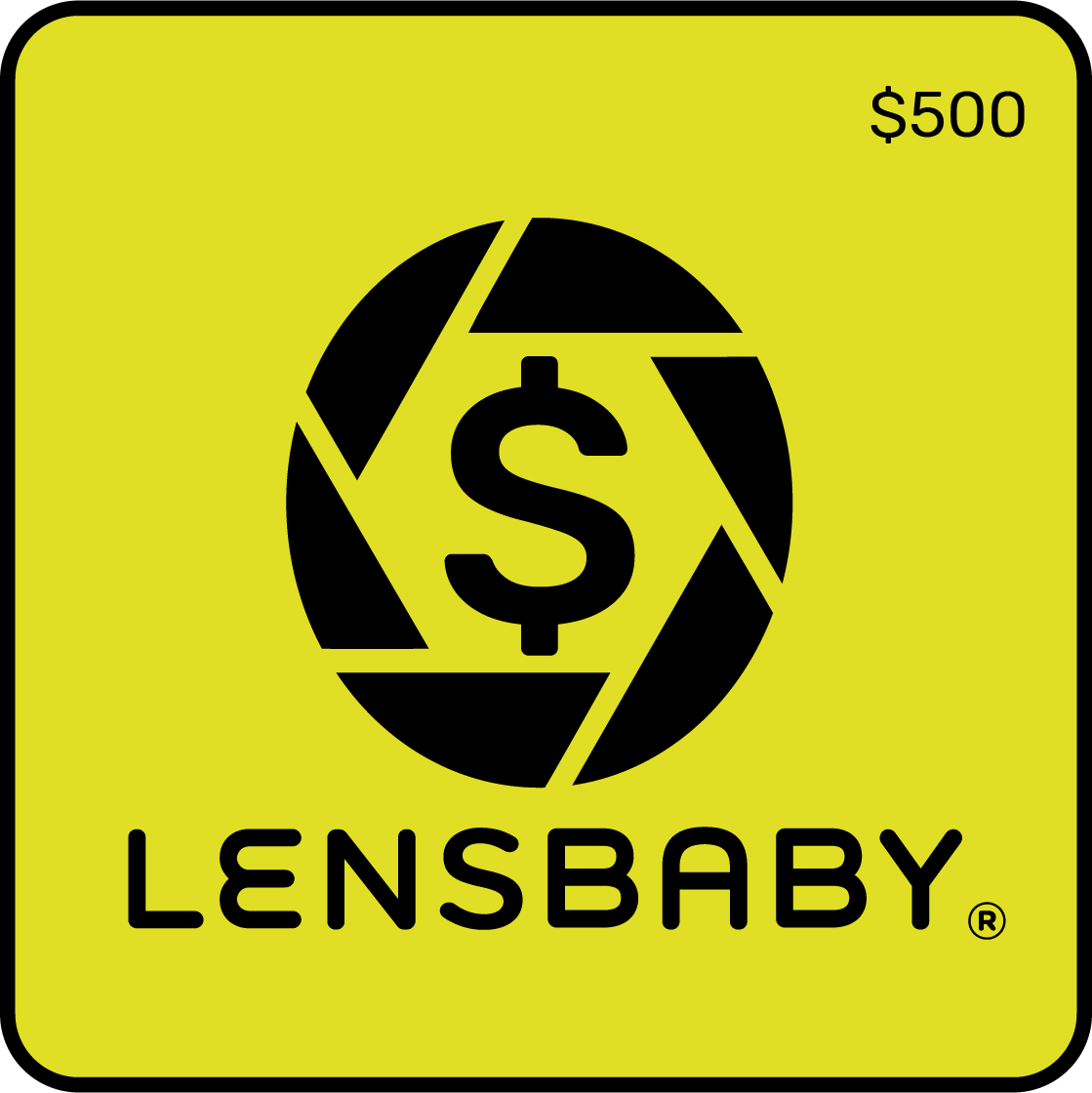 Gift Card - Lensbaby Creative Effect Camera Lenses
