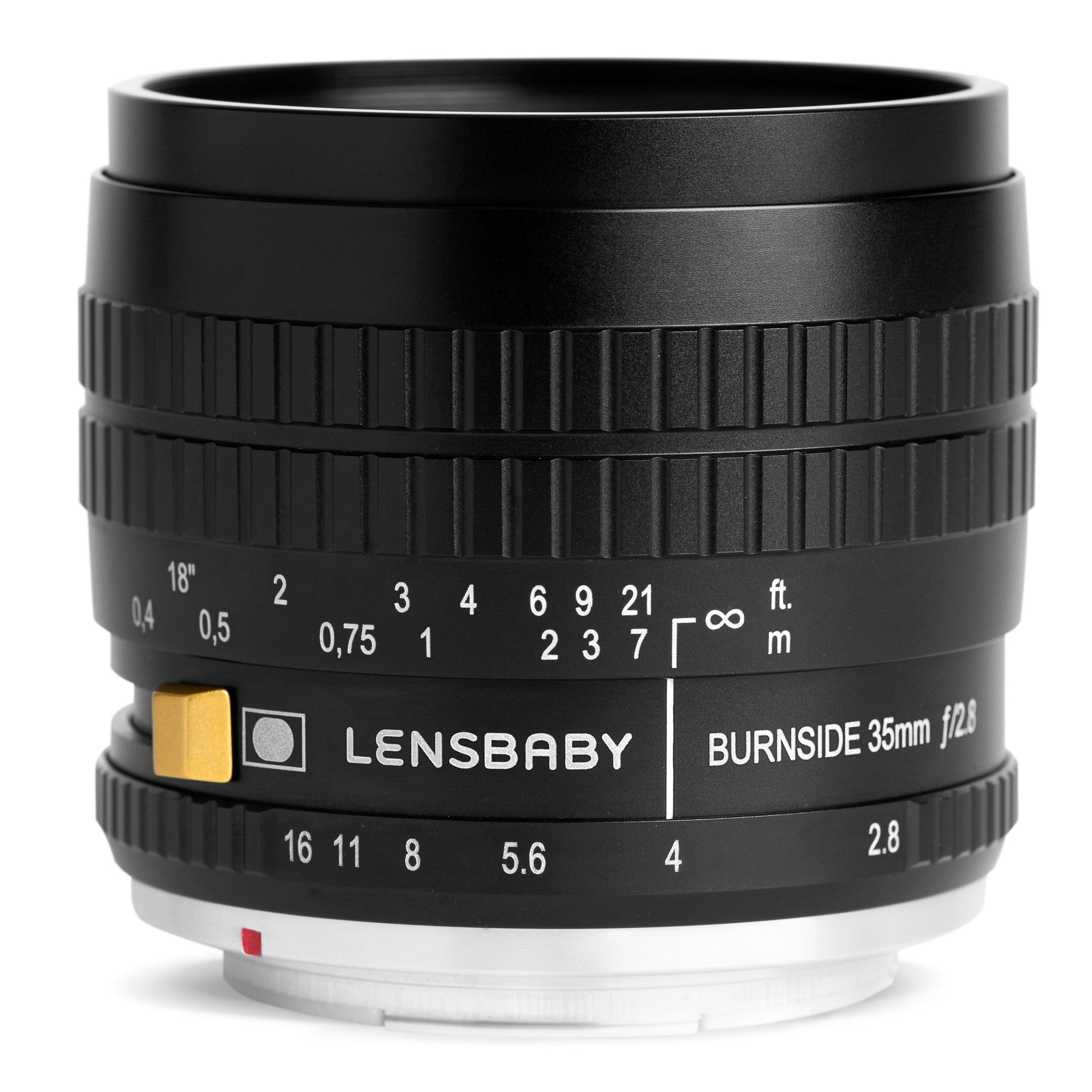 Refurbished Burnside 35 - Lensbaby Creative Effect Camera Lenses