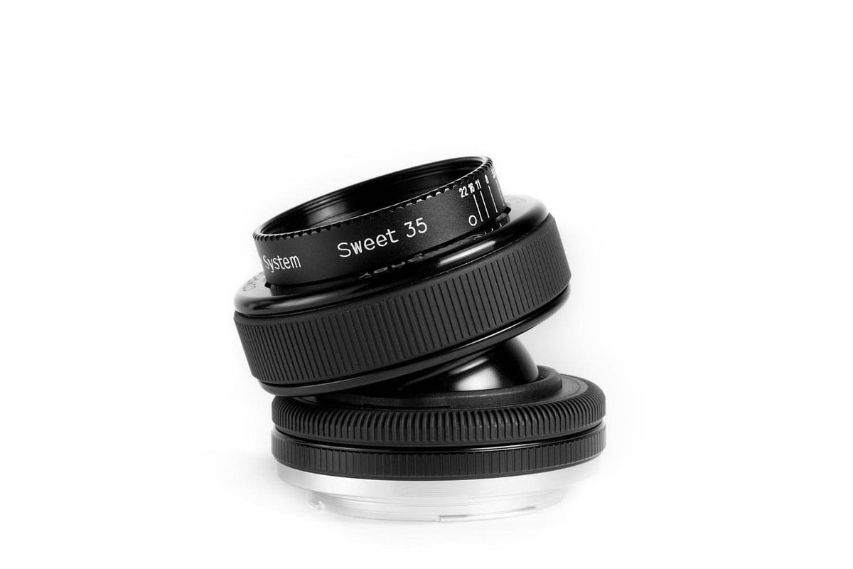 (Refurbished) Composer Pro with Sweet 35 Optic - Lensbaby Creative Effect Camera Lenses