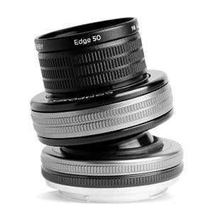 (Refurbished) Composer Pro II with Edge 50 Optic - Lensbaby Creative Effect Camera Lenses