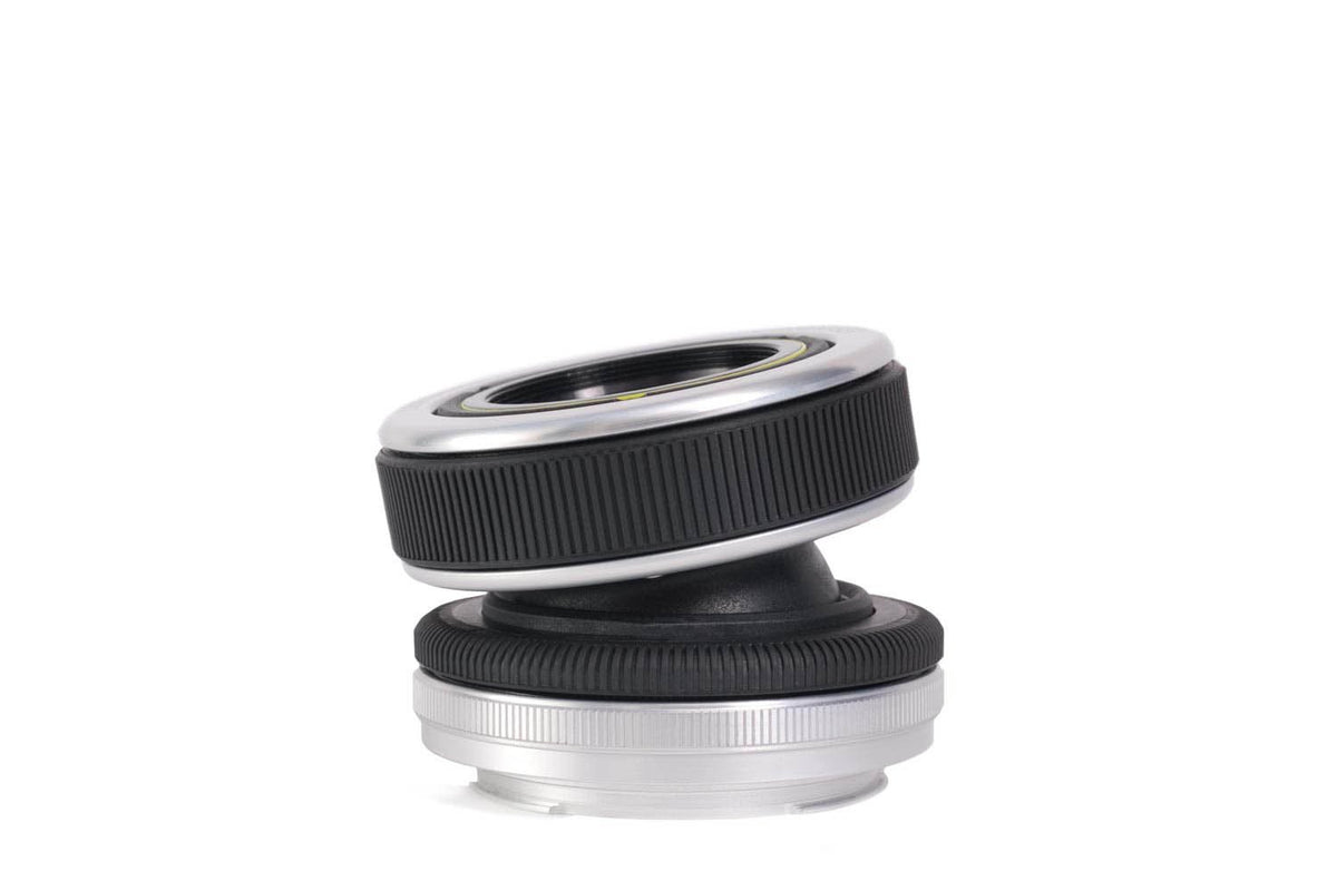(Refurbished) Composer Double Glass Optic - Lensbaby Creative Effect Camera Lenses