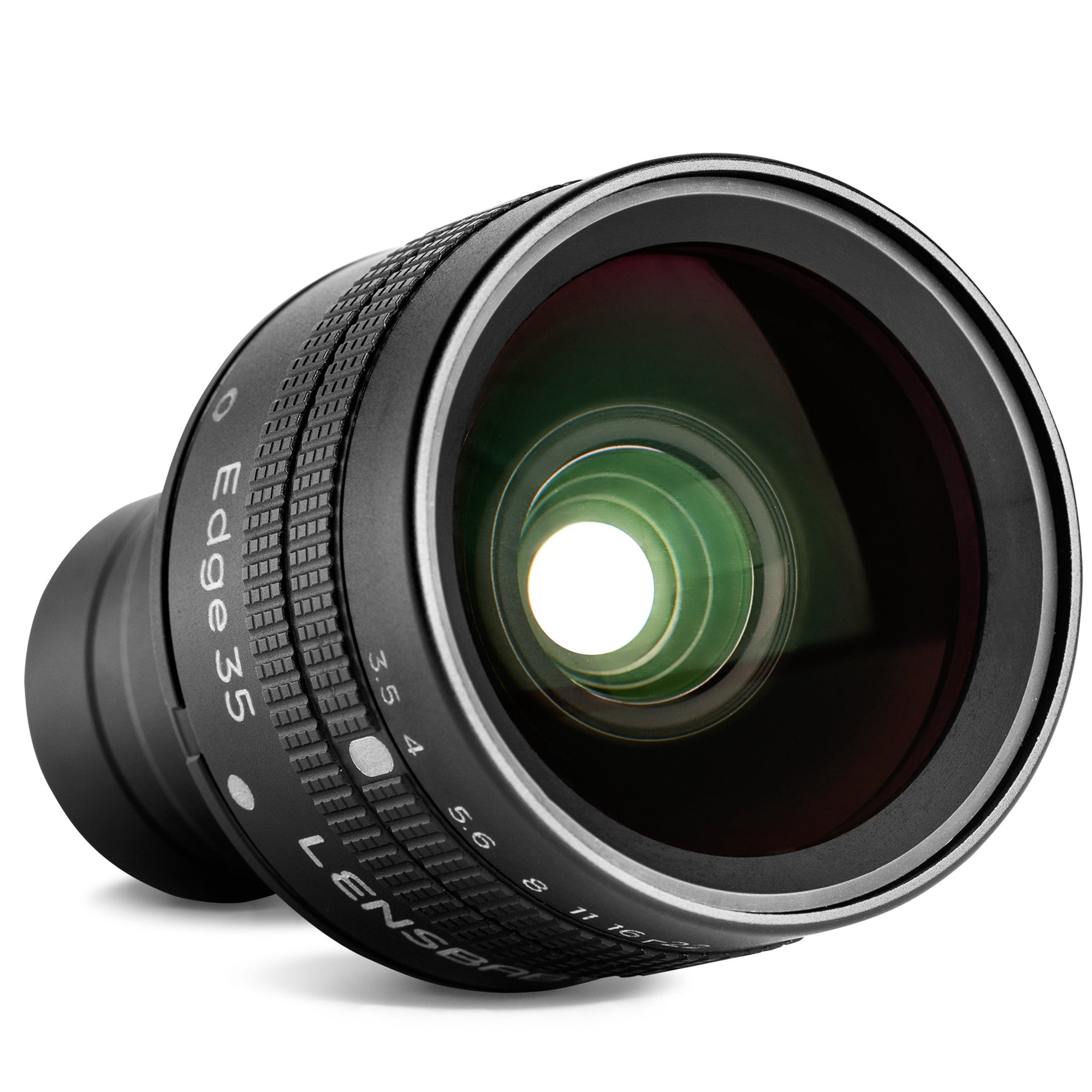 (Refurbished) Edge 35 Optic - Lensbaby Creative Effect Camera Lenses