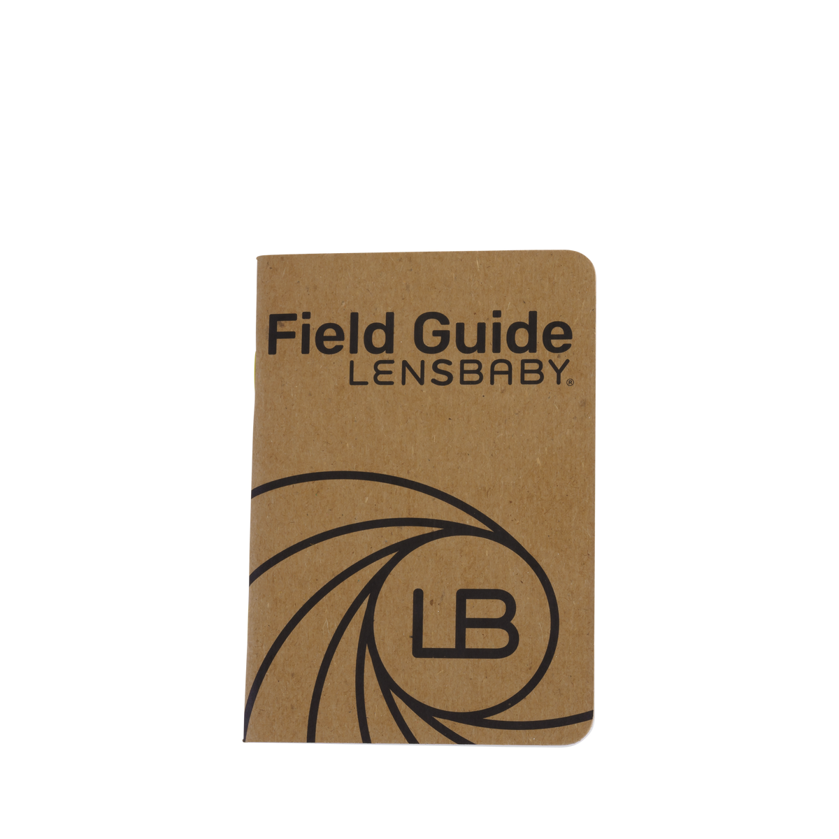Lensbaby Photographer Field Guide Pocket Book - 3 Pack - Lensbaby Creative Effect Camera Lenses