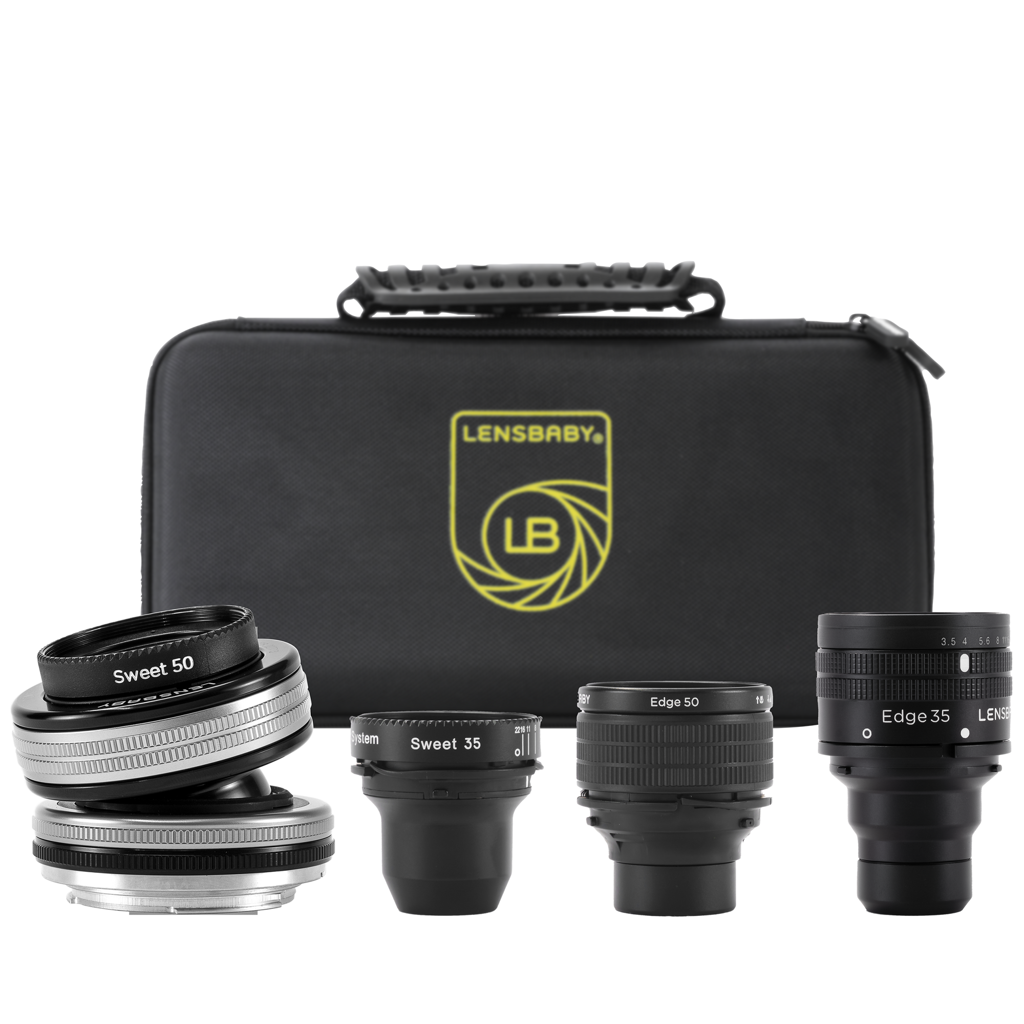 Optic Swap Founders Collection - Lensbaby Creative Effect Camera Lenses
