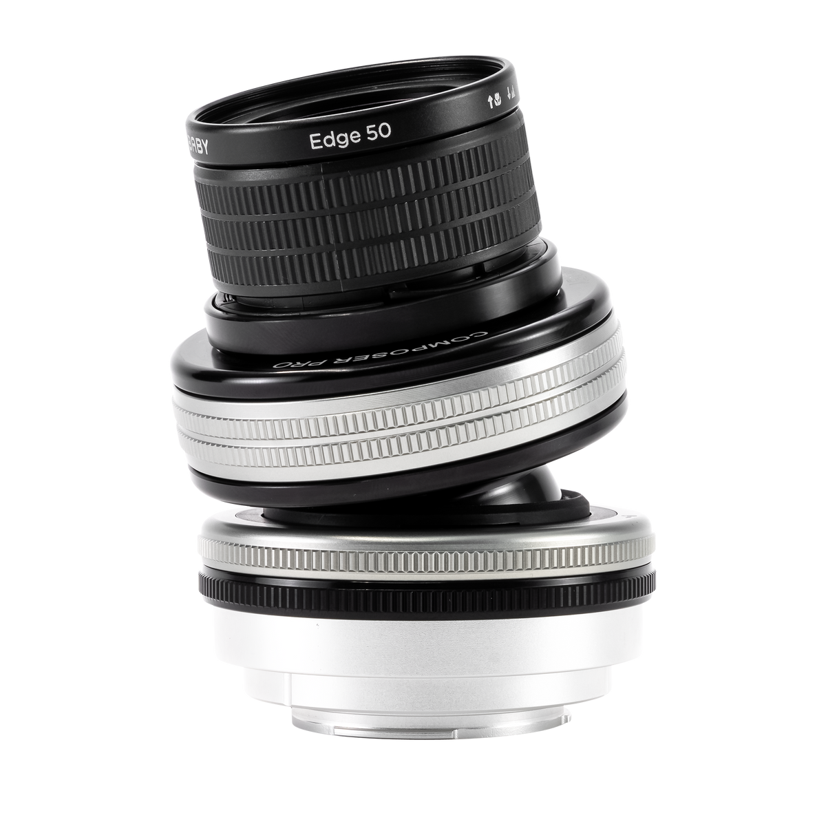 Composer Pro II with Edge 50 - Lensbaby Creative Effect Camera Lenses