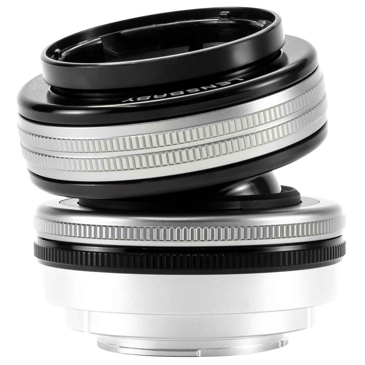 Composer Pro II Body Only (No Optic) - Lensbaby Creative Effect Camera Lenses