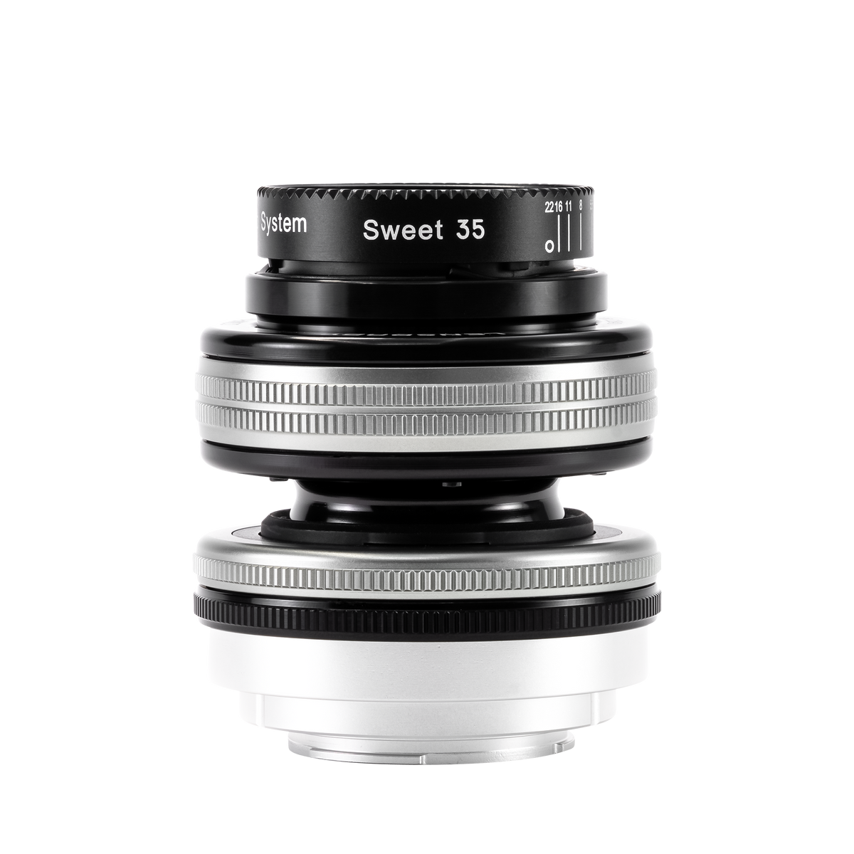 Composer Pro II with Sweet 35 - Lensbaby Creative Effect Camera Lenses