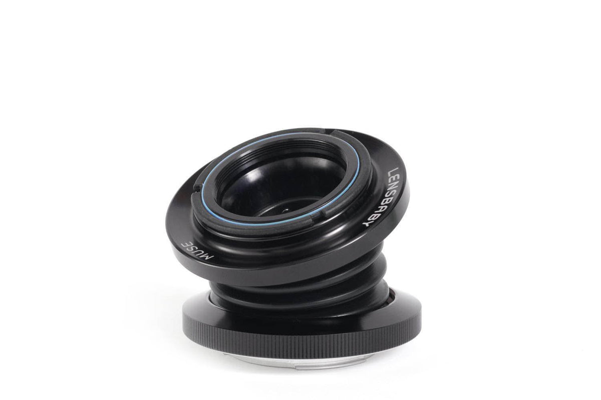 (Refurbished) Muse with Plastic Optic - Lensbaby Creative Effect Camera Lenses