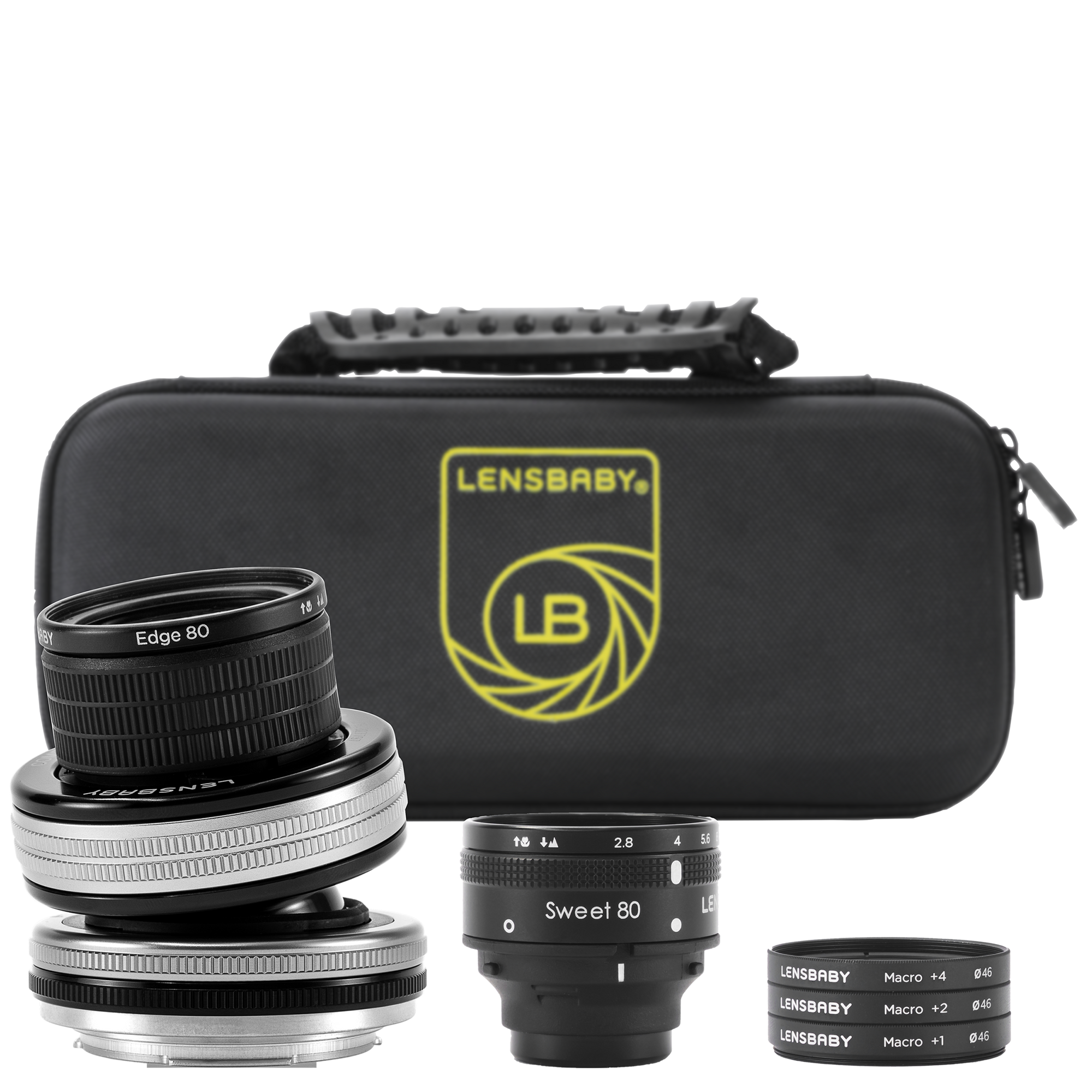 Optic Swap Macro Collection - Lensbaby Creative Effect Camera Lenses