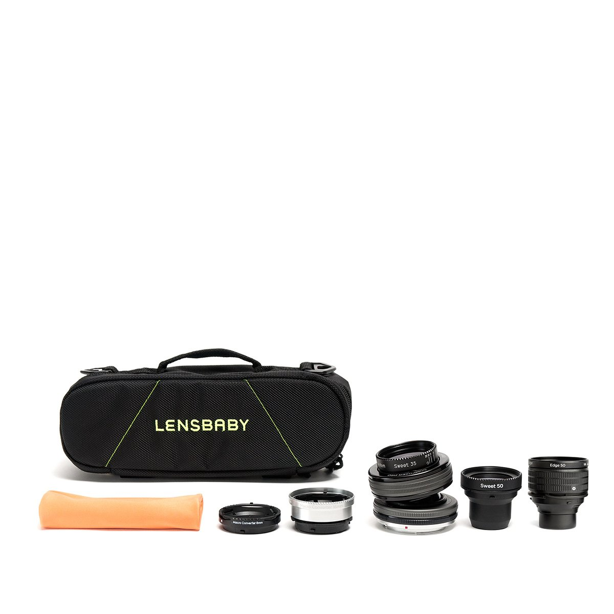 Composer Pro II Optic Swap Kit - Lensbaby Creative Effect Camera Lenses