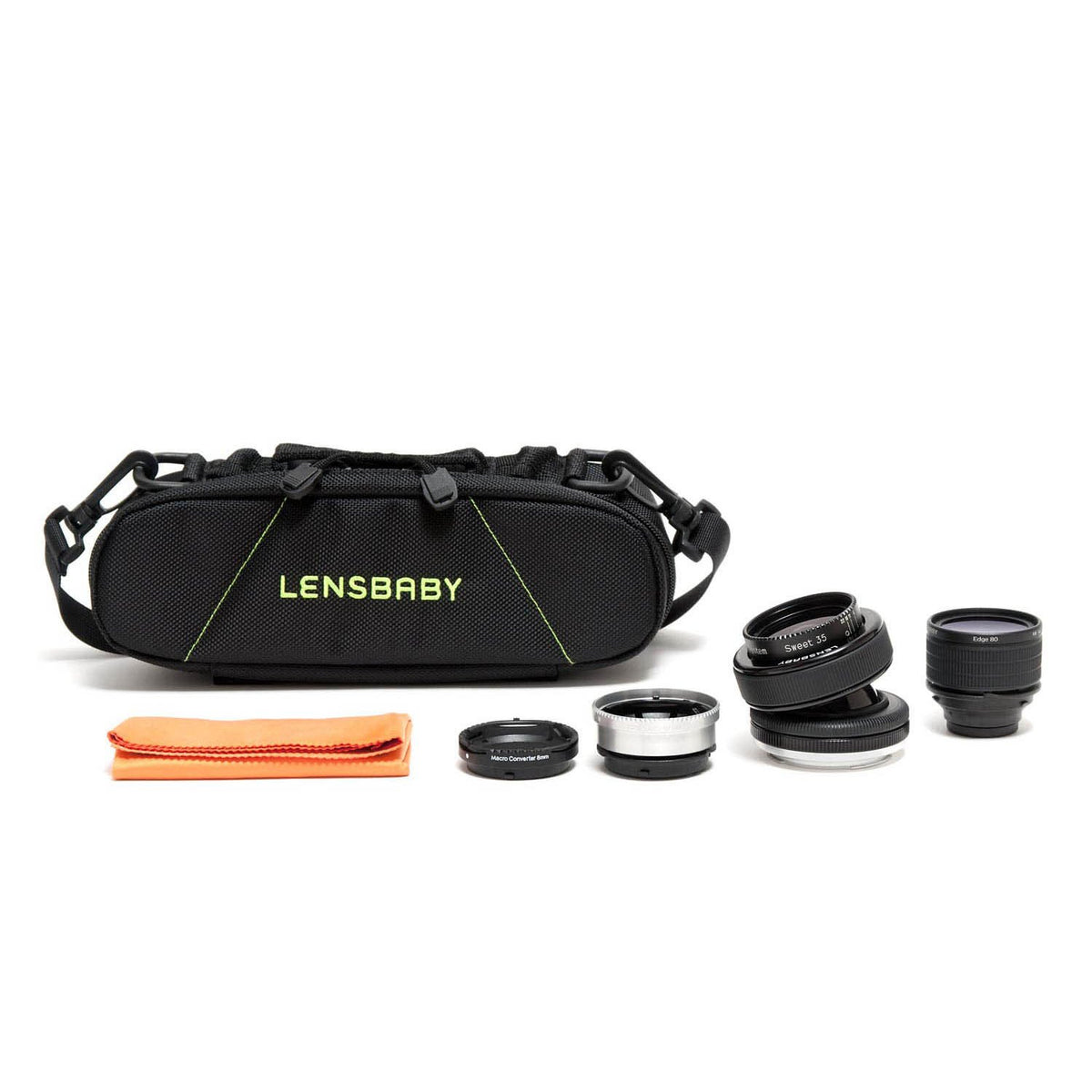 (Refurbished) Pro Effects Kit - Lensbaby Creative Effect Camera Lenses