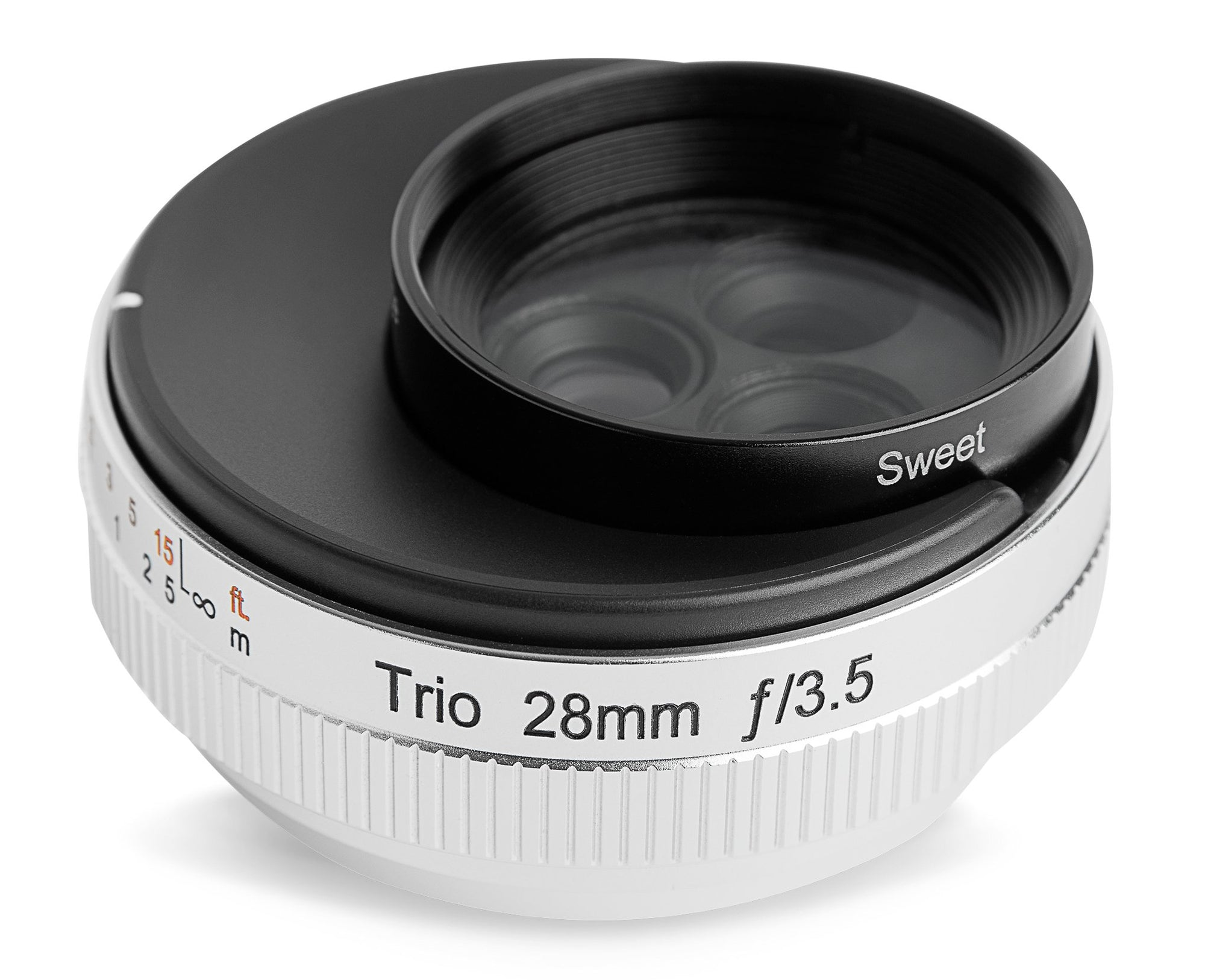 Trio 28 - Lensbaby Creative Effect Camera Lenses