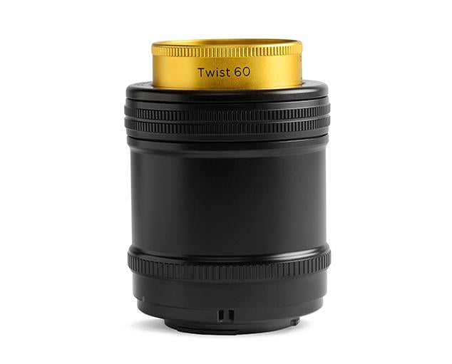 (Refurbished) Twist 60 - Lensbaby Creative Effect Camera Lenses